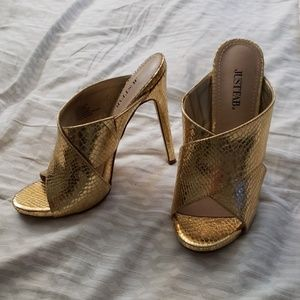 Good just fab heels